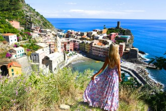 miss everywhere cinque terre mareen schauder