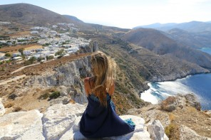 Island Hopping Greece Fourth Stop: Folegrandos