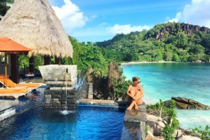Absolute Bliss @ Maia Luxury resort & Spa Seychelles