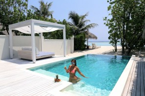 Gypsy feeling @ Kanuhura Maldives