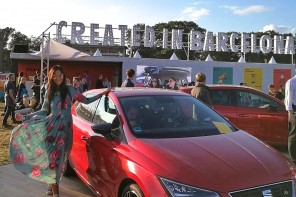 Event lifestyle and driving fun with the new SEAT Ibiza