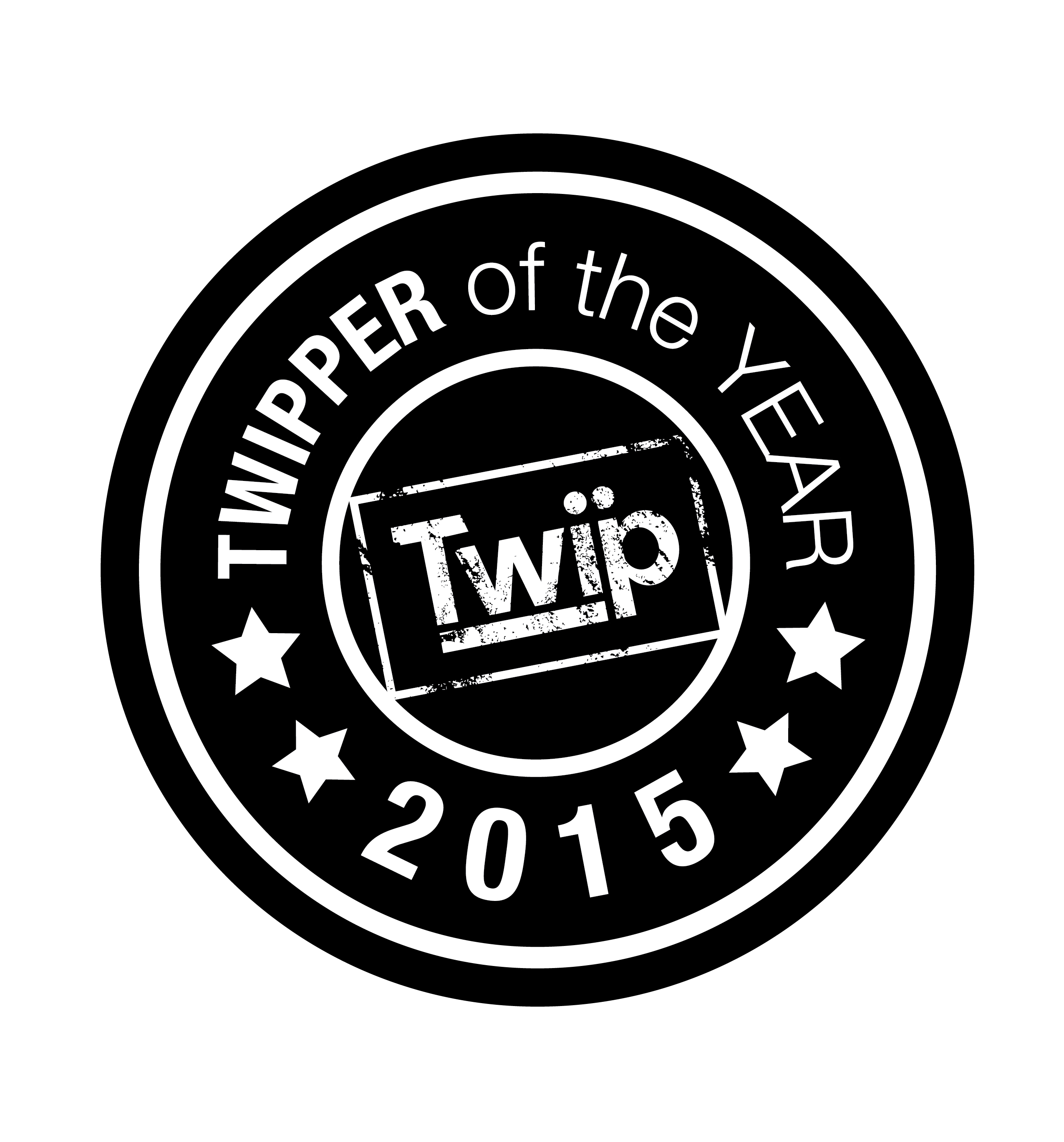 Twipper of the Year 2015 Seal Kopie
