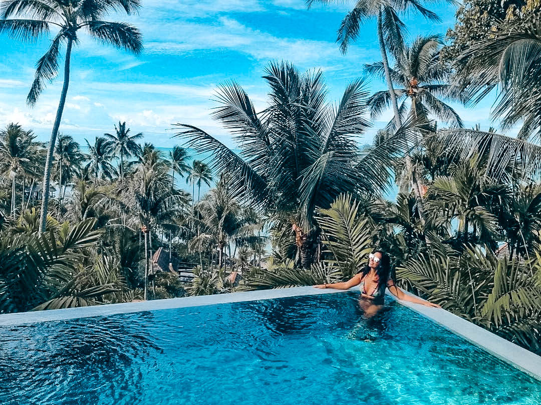 Tropical heaven @ Four Seasons Koh Samui | Miss Everywhere